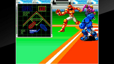 ACA NEOGEO SUPER BASEBALL 2020 Trailer Screenshot