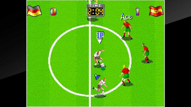 ACA NEOGEO SUPER SIDEKICKS Screenshot 1