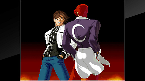 ACA NEOGEO THE KING OF FIGHTERS 2002 - Screenshot INDEX