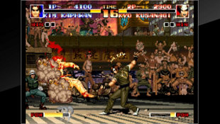 ACA NEOGEO THE KING OF FIGHTERS '94 Screenshot 8