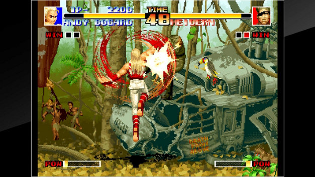 ACA NEOGEO THE KING OF FIGHTERS '94 Screenshot 7