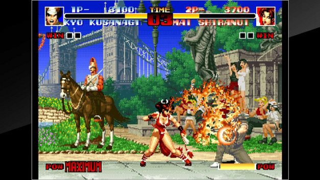 ACA NEOGEO THE KING OF FIGHTERS '94 Screenshot 10
