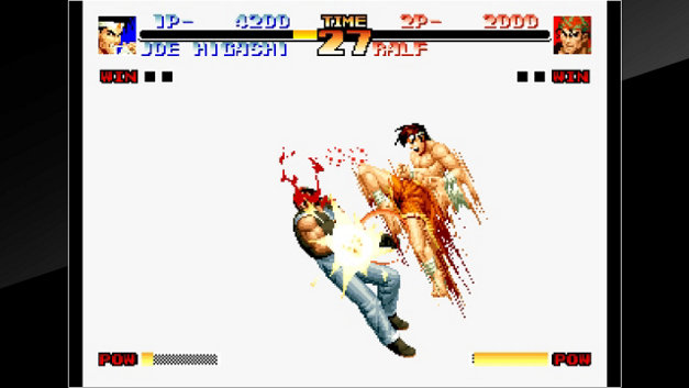 ACA NEOGEO THE KING OF FIGHTERS '94 Screenshot 4