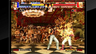 ACA NEOGEO THE KING OF FIGHTERS '94 Screenshot 9