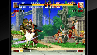 ACA NEOGEO THE KING OF FIGHTERS '94 Screenshot 5