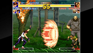 ACA NEOGEO THE KING OF FIGHTERS '95 Screenshot 5
