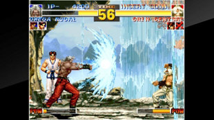 ACA NEOGEO THE KING OF FIGHTERS '95 Screenshot 6