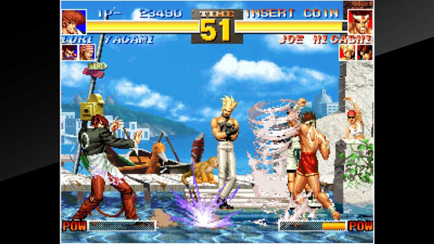 ACA NEOGEO THE KING OF FIGHTERS '95 Screenshot 7