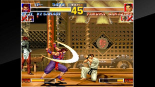 ACA NEOGEO THE KING OF FIGHTERS '95 Screenshot 8