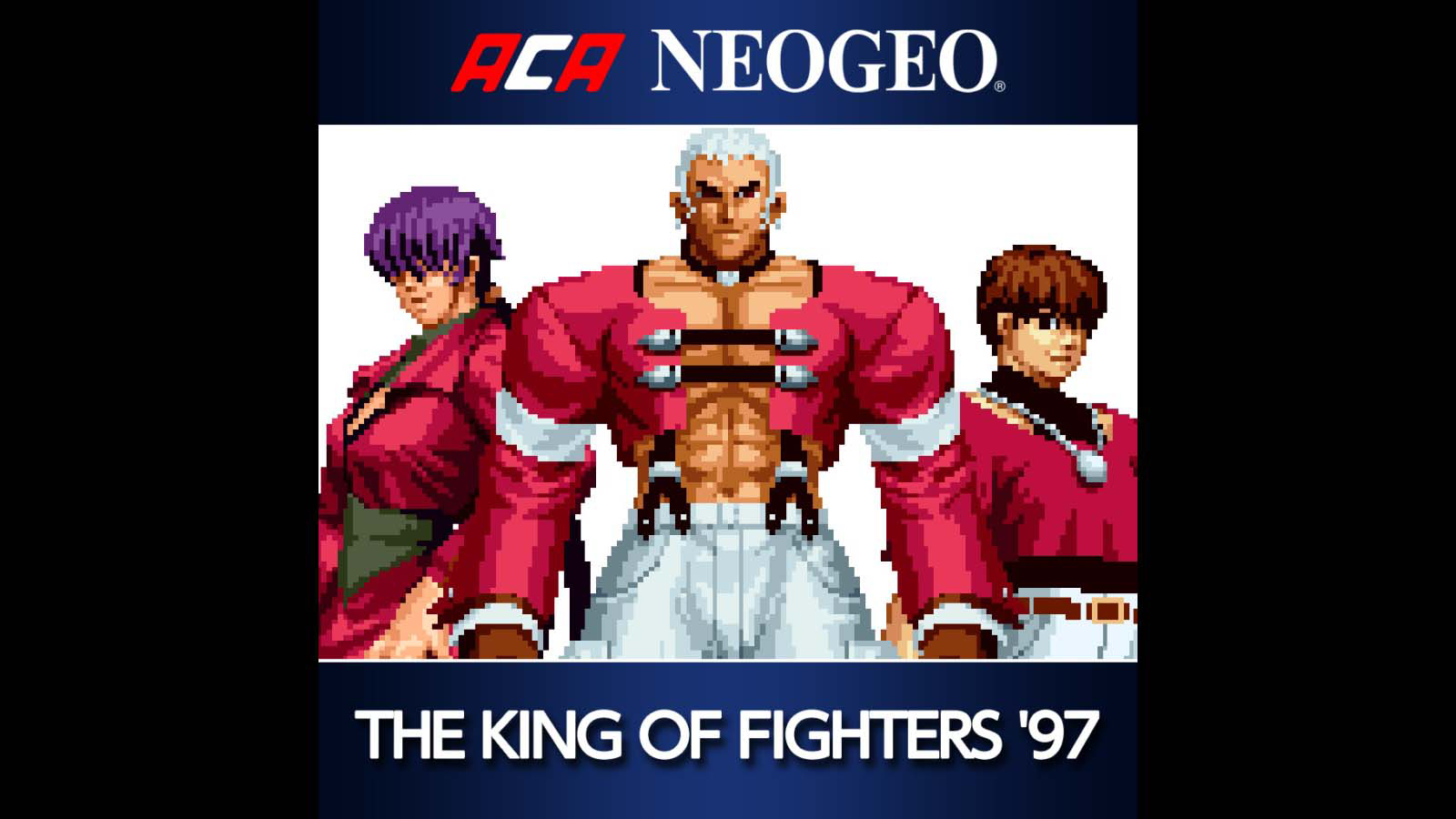 Aca Neogeo The King Of Fighters 97 Game Ps4 Playstation
