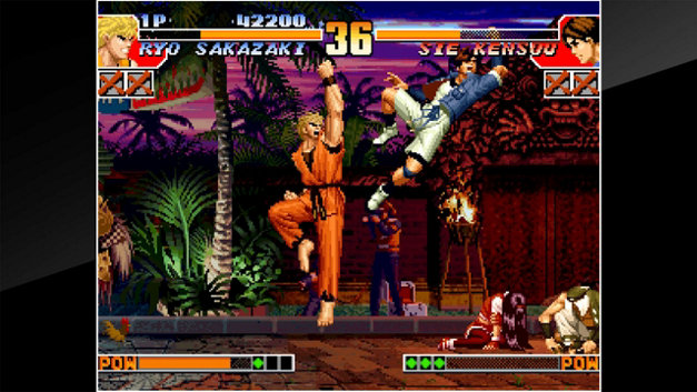 ACA NEOGEO THE KING OF FIGHTERS '97 Screenshot 10