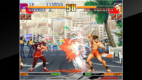 ACA NEOGEO THE KING OF FIGHTERS '97 Trailer Screenshot