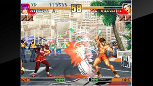 ACA NEOGEO THE KING OF FIGHTERS '97 Screenshot 9