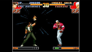 ACA NEOGEO THE KING OF FIGHTERS '97 Screenshot 8