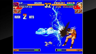 ACA NEOGEO THE KING OF FIGHTERS '97 Screenshot 5