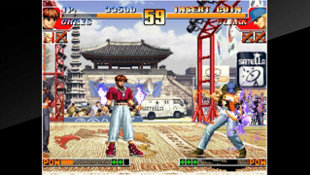 ACA NEOGEO THE KING OF FIGHTERS '97 Screenshot 3