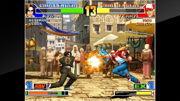 ACA NEOGEO THE KING OF FIGHTERS '98 Screenshot 10