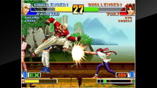 ACA NEOGEO THE KING OF FIGHTERS '98 Screenshot 5
