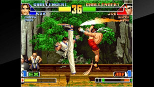 ACA NEOGEO THE KING OF FIGHTERS '98 Screenshot 8