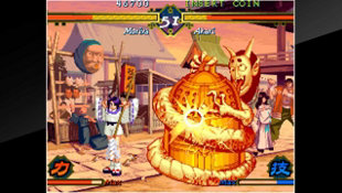 ACA NEOGEO THE LAST BLADE Screenshot 5