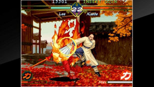 ACA NEOGEO THE LAST BLADE Screenshot 8