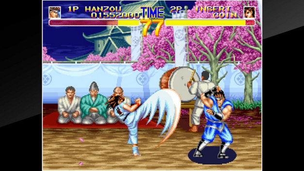 ACA NEOGEO WORLD HEROES 2 Screenshot 7