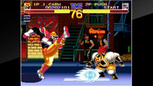 ACA NEOGEO WORLD HEROES 2 Screenshot 6