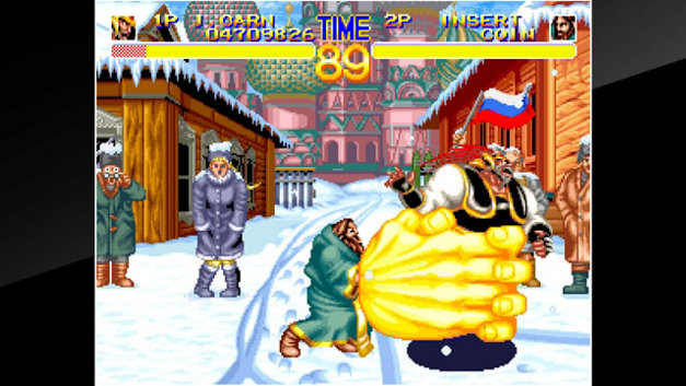 ACA NEOGEO WORLD HEROES 2 Screenshot 10