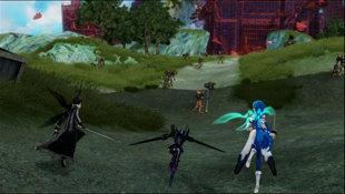 Accel World vs. Sword Art Online Screenshot 11