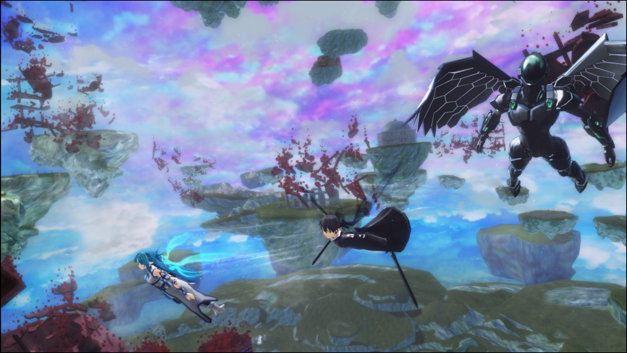 Accel World vs. Sword Art Online Screenshot 7