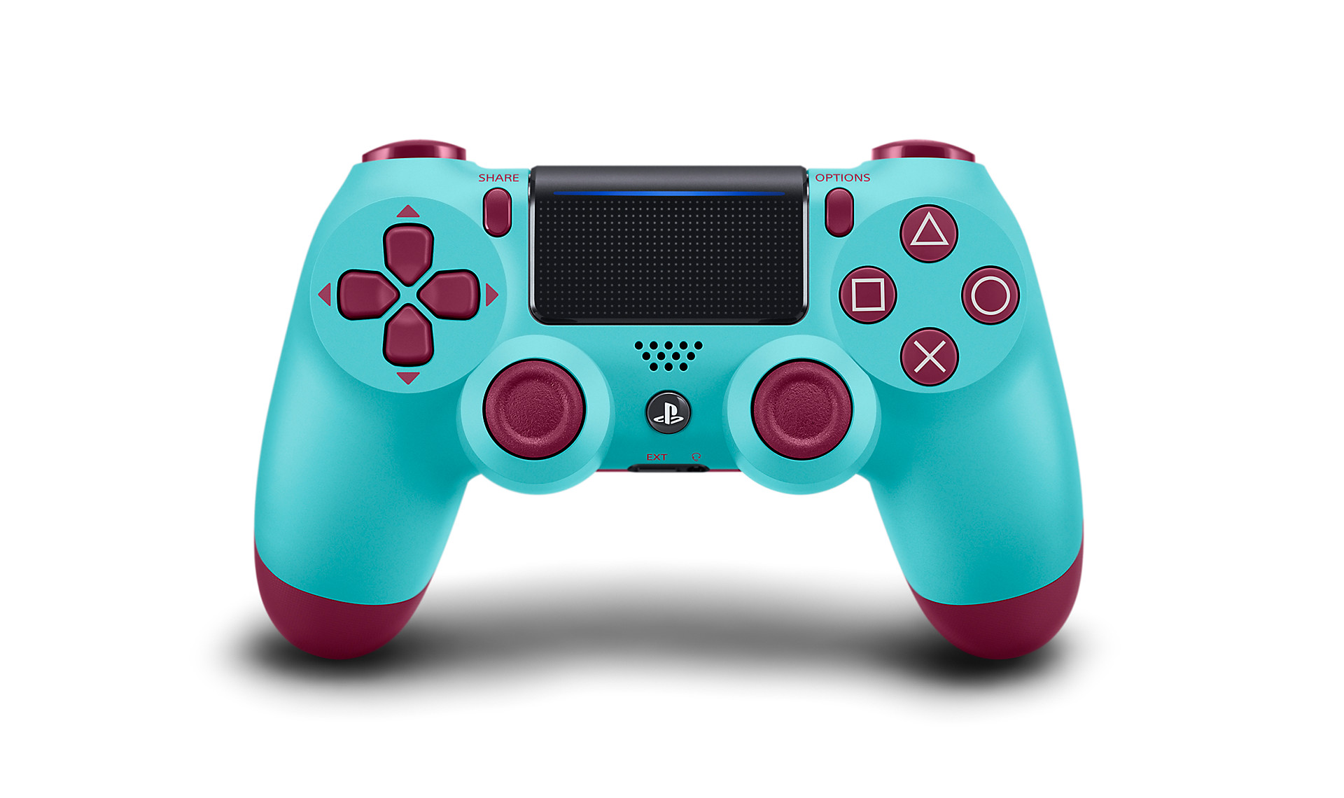Berry Blue DUALSHOCK 4 - PlayStation Accessories