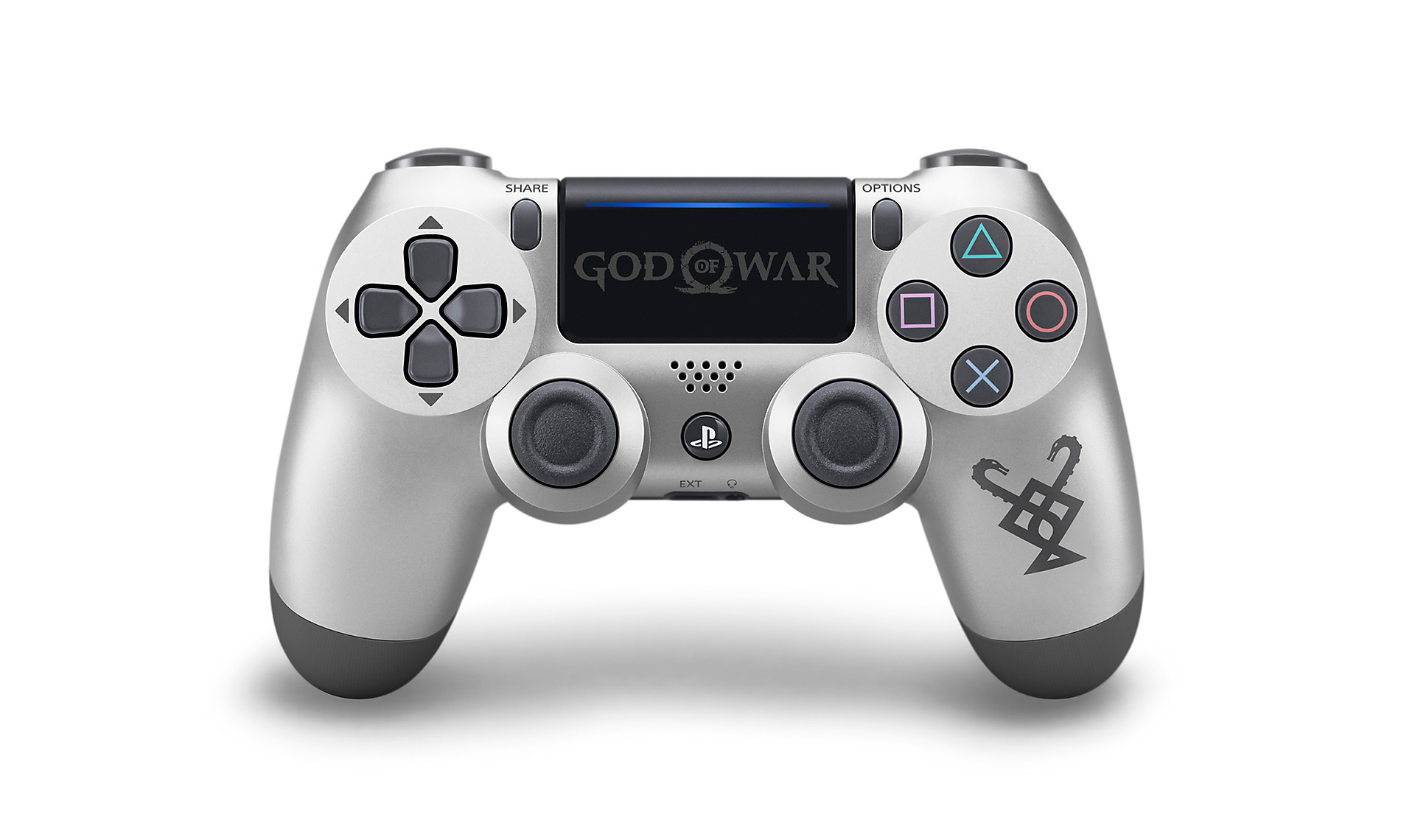 God of War™ Limited Edition DualShock 4 - PlayStation Accessories