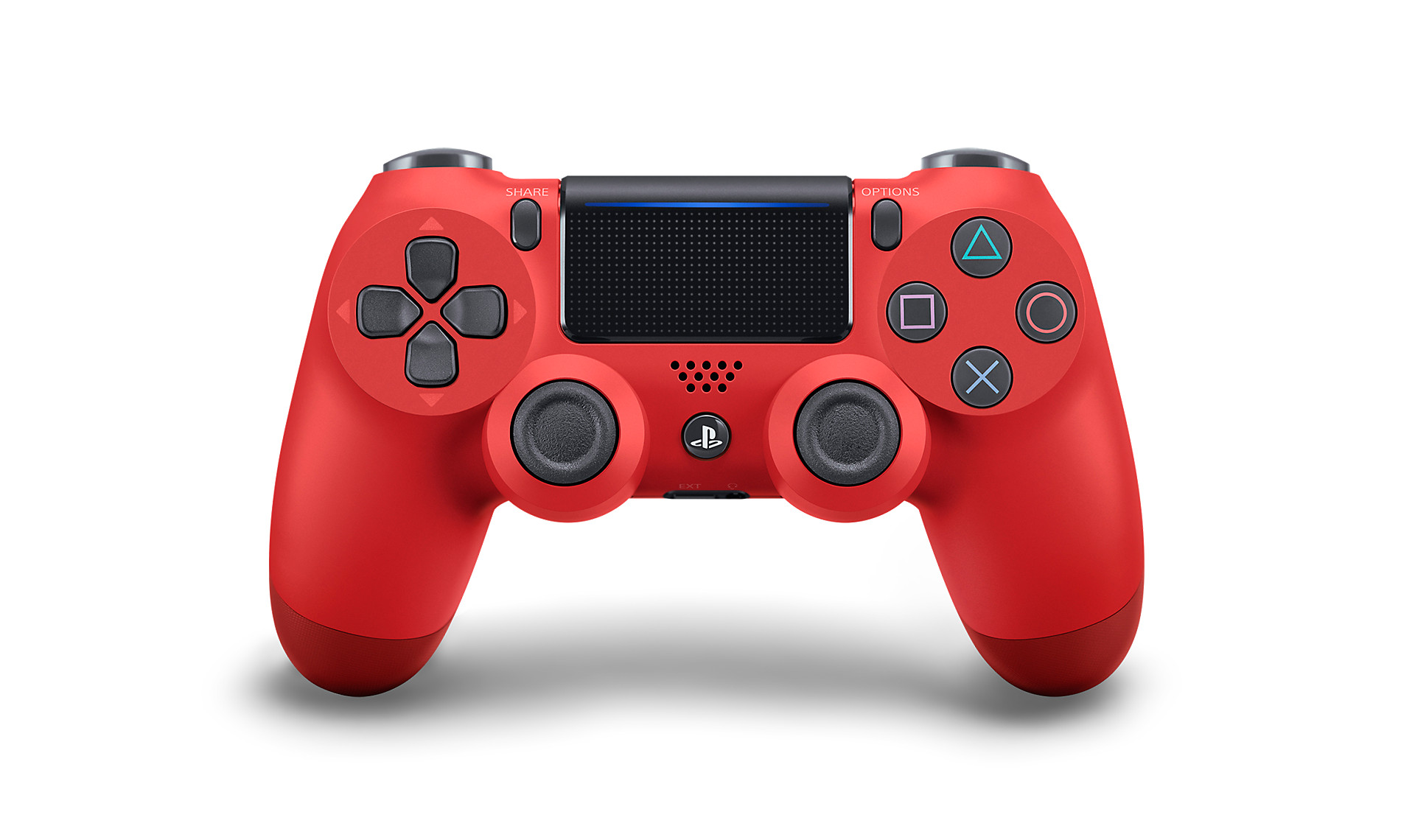 Magma Red DUALSHOCK 4 - PlayStation Accessories