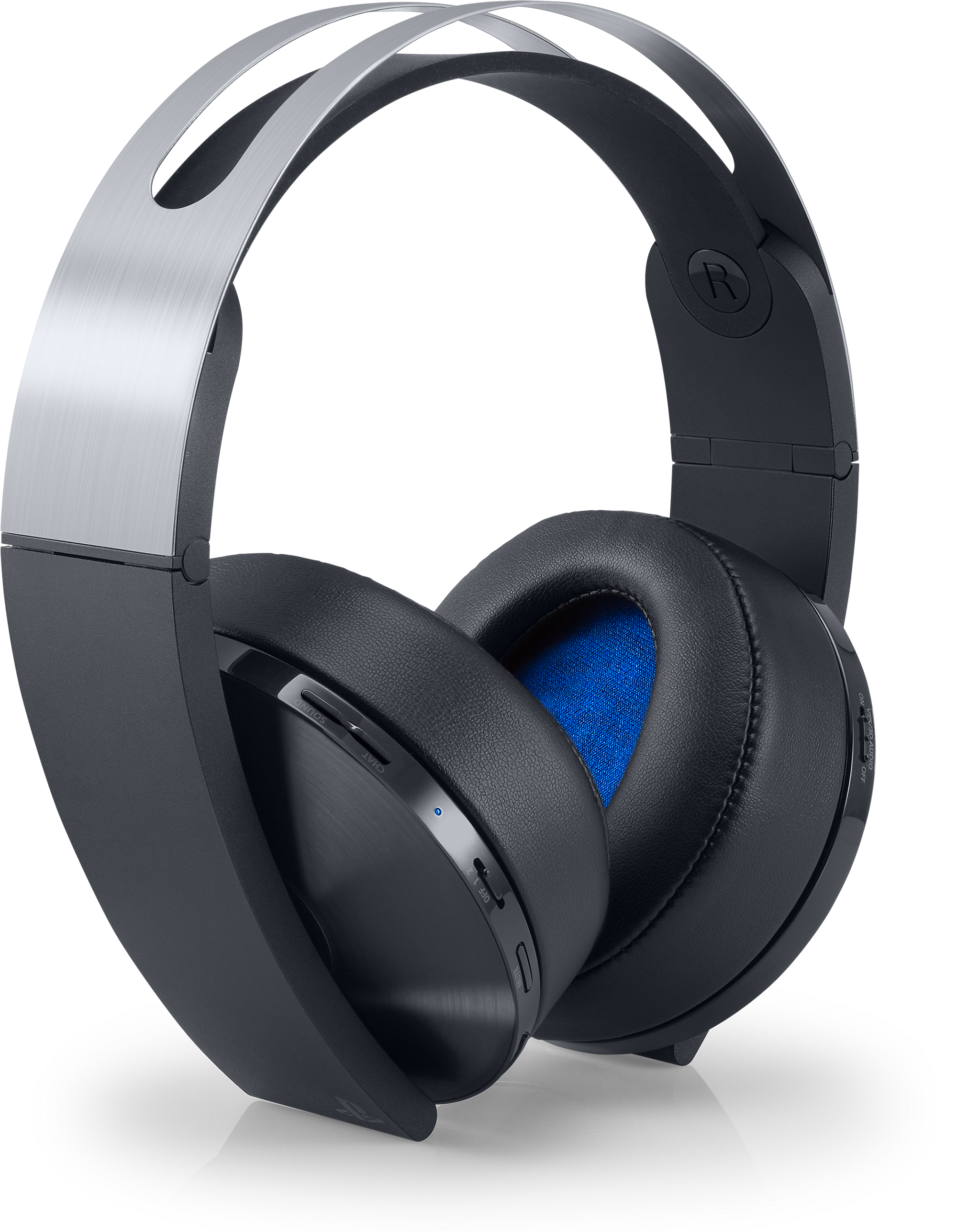 Platinum Wireless Headset Product Image