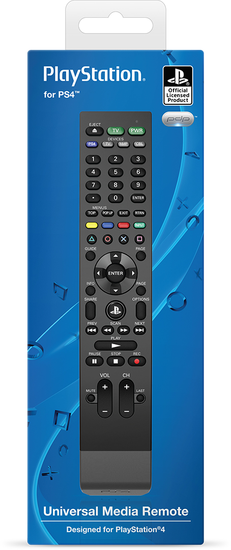 Universal Media Remote For Playstation 174 4 Ps4 Remote Control