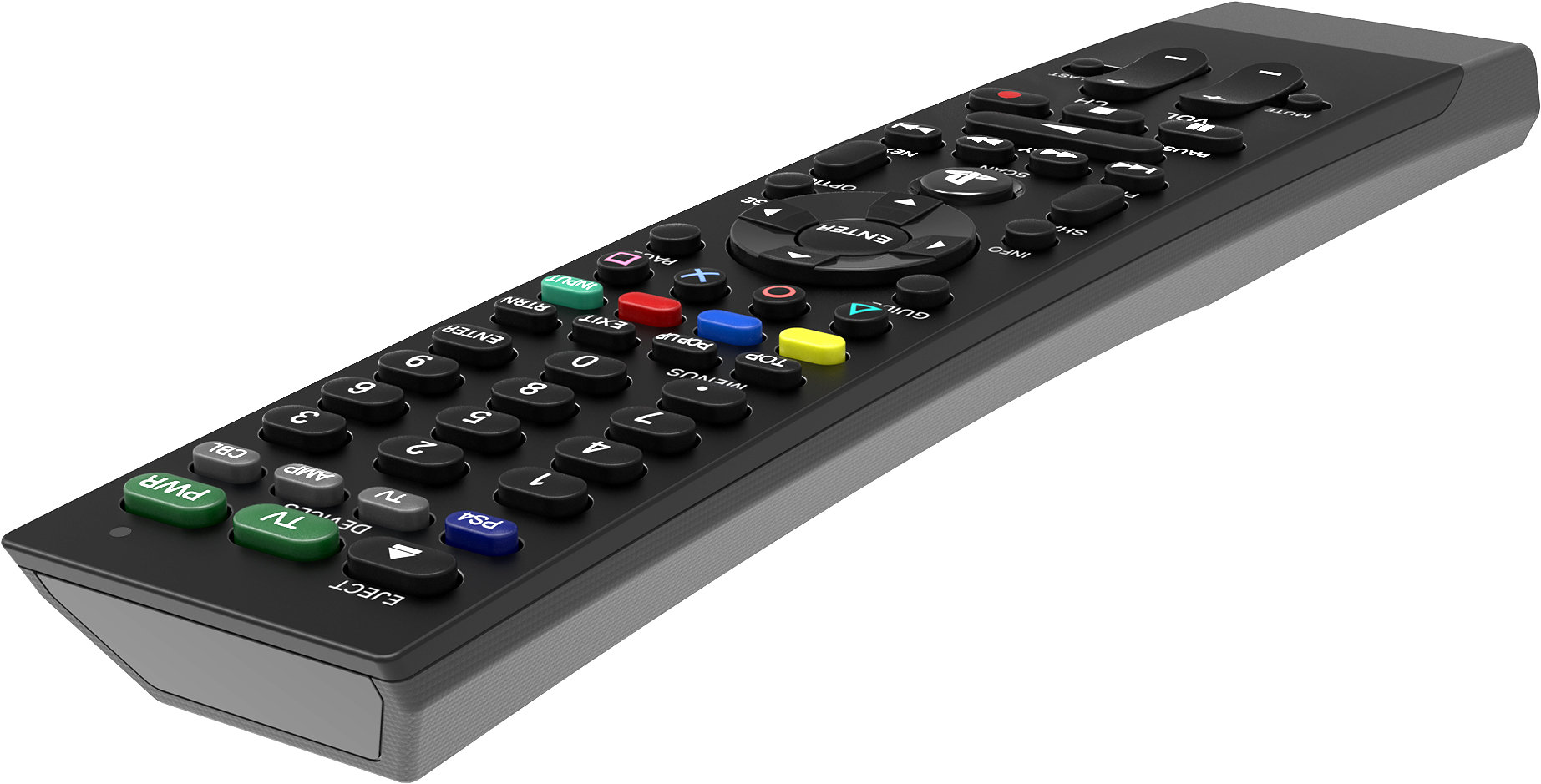 Universal Media Remote for PlayStation®4 – PS4 Remote Control