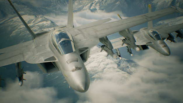 Ace Combat 7 Screenshot 1