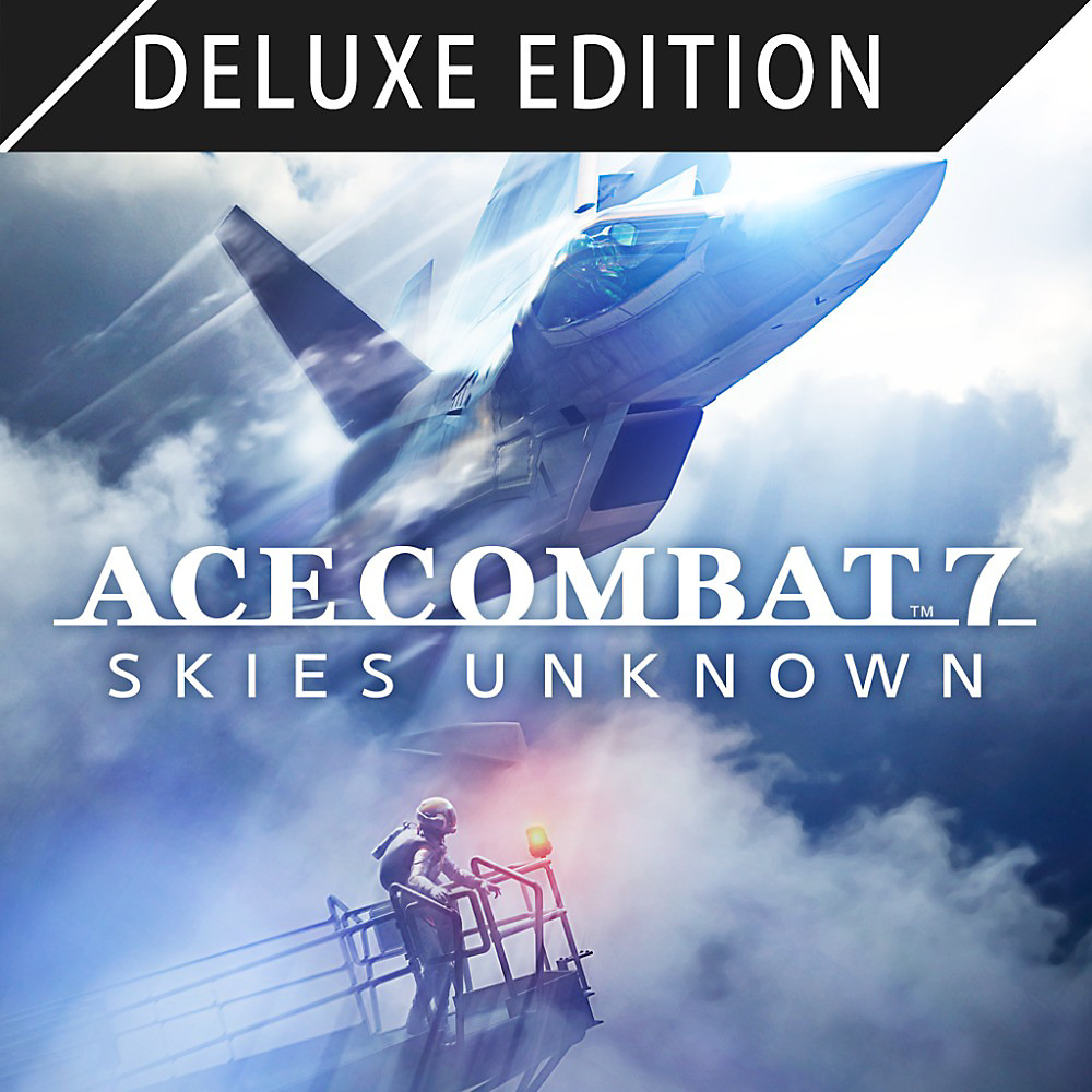 Ace Combat 7 Skies Unknown - Deluxe Edition Art