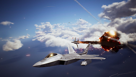Ace Combat 7: Skies Unknown screenshot