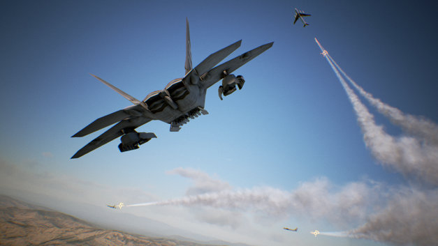 Ace Combat 7 Screenshot 4