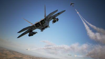 ace combat 7 skies unknown screen 07 ps4 us 23jan17?$MediaCarousel Original$ - بازی Ace Combat 7 برای PS4