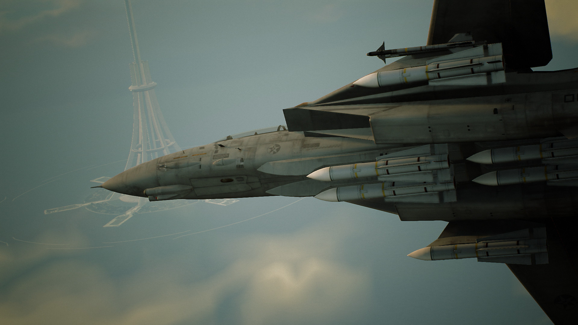Ace Combat 7: Skies Unknown Game   PS4 - PlayStation