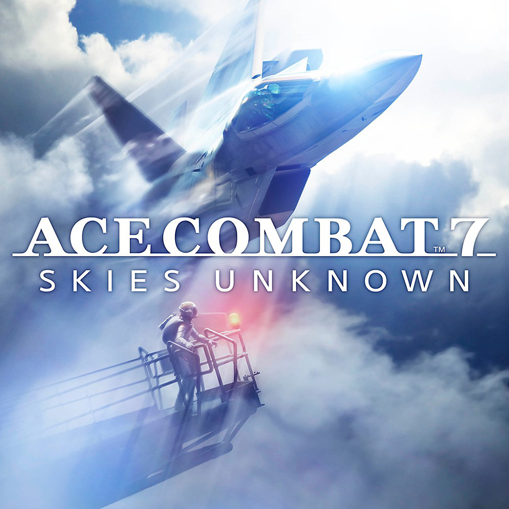 Ace Combat 7 Skies Unknown - Standard Edition Art
