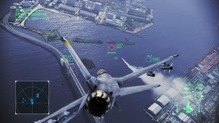 Ace Combat® Infinity  Screenshot 2