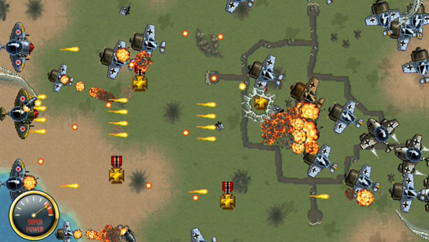 Aces of the Luftwaffe Screenshot 7