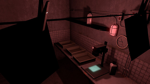 A Chair in a Room: Greenwater - Screenshot INDEX
