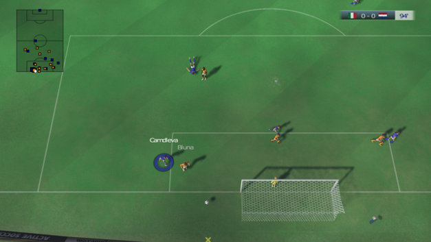 Active Soccer 2 DX Screenshot 4
