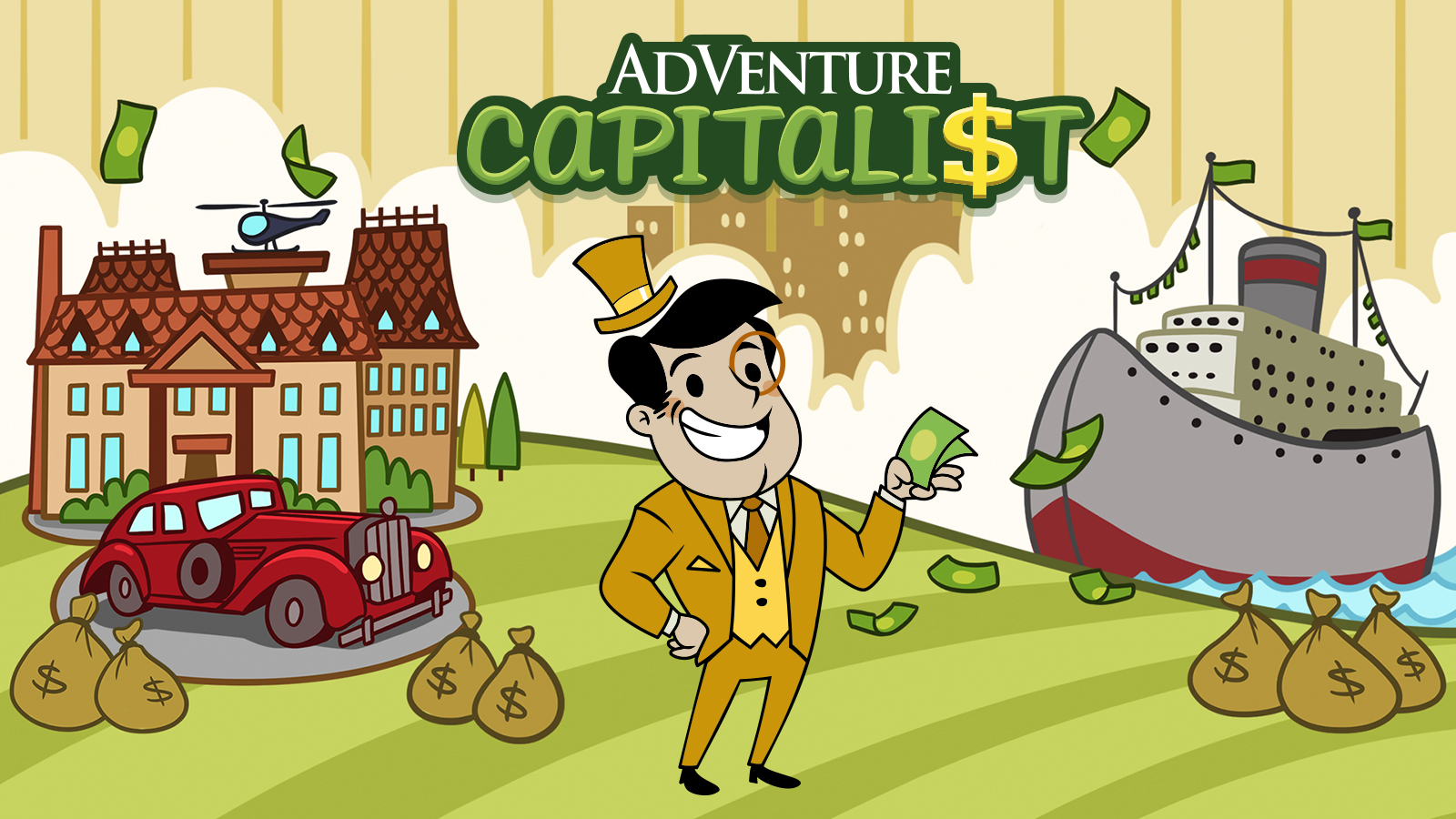 adventure capitalist game ps4 playstation