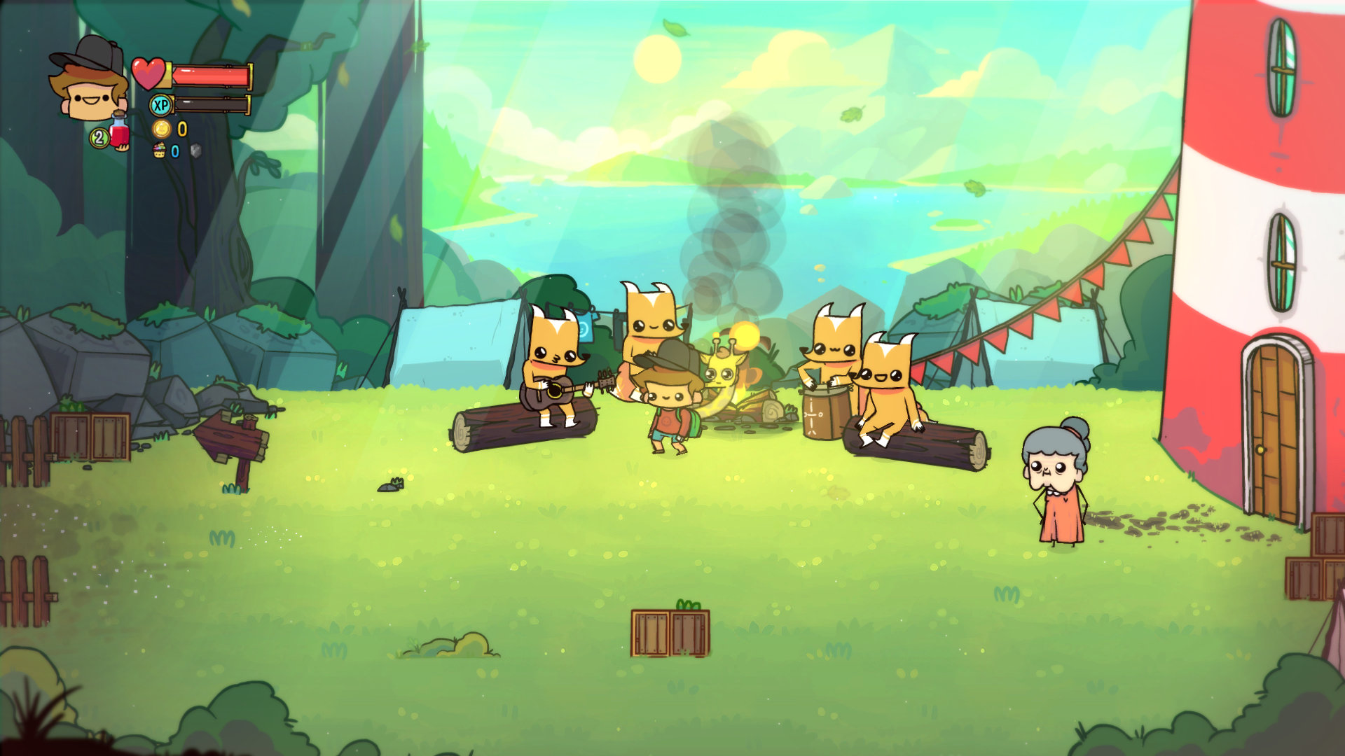 The Adventure Pals Game | PS4 - PlayStation