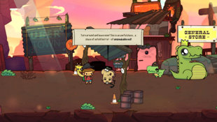 The Adventure Pals Screenshot 20